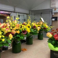 Photo taken at Exotic Flowers by Rick C. on 9/13/2013