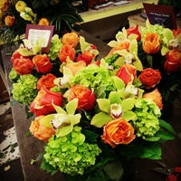 Photo taken at Exotic Flowers by Rick C. on 7/23/2014