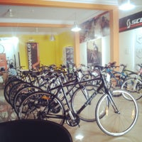 Photo taken at Pro Cycle & Sports India Private Limited by Varun on 4/12/2014
