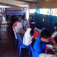 Photo taken at kuah asam port of Tenau by Kireina W. on 5/23/2014