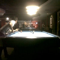 Photo taken at Barcode Pool Table by pick p. on 4/28/2013