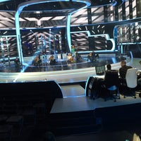 Photo taken at TV2 by Alexander C. on 1/25/2015