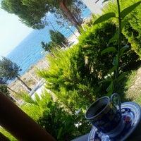 Photo taken at Seferihisar Esenyali Evleri by Özlem G. on 7/17/2017