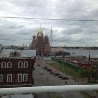 Photo taken at Атриум Lounge Bar by Алексей G. on 7/25/2014
