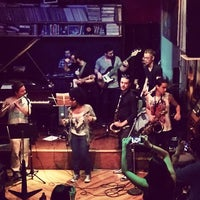 Photo taken at Williamsburg Music Center by Diffuse Brooklyn on 5/11/2014