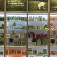 Photo taken at The Body Shop by Christopher A. on 7/11/2014