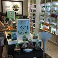 Photo taken at The Body Shop by Christopher A. on 5/1/2014