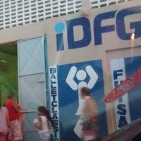 Photo taken at Instituto Dom Fernando Gomes (IDFG) by Daniel D. on 4/4/2014