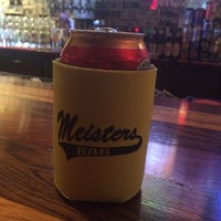 Photo taken at Meister's Bar by Nicole G. on 9/12/2014