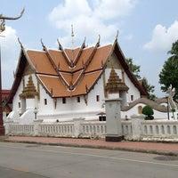 Photo taken at Wat Phu Mintr by surasit u. on 6/17/2013