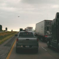 Photo taken at I-80 by Cullen P. on 6/22/2013