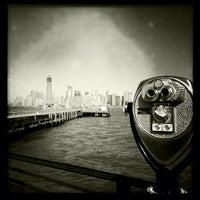 Photo taken at Liberty Island by Boris C. on 9/22/2012
