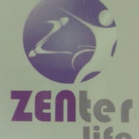 Photo taken at Zenter Life by J.r. S. on 6/20/2014