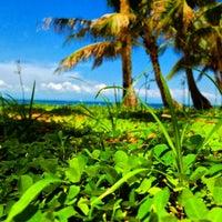 Photo taken at Playa de Paraiso by Darryl markovnikov F. on 7/24/2015