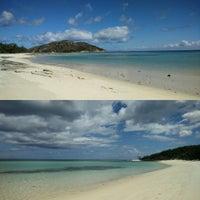 Photo taken at Lizard Island by Valerio P. on 8/11/2015