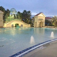Photo taken at Parc Soleil: Pools and Waterslide by Stephen M. on 8/24/2013