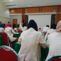Photo taken at Kantor Wilayah Kementerian Hukum dan HAM RI Jawa Timur by Wulandari S. on 6/25/2015