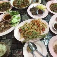 Photo taken at ลาบป่าตันดีขม by Ladiiz C. on 5/12/2017