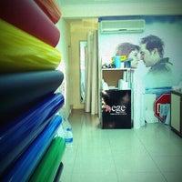 Photo taken at Ege Reklam by YaSminn P. on 4/7/2014