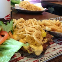 Photo taken at Smashburger by Curt M. on 5/3/2013