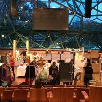 Photo taken at Melbourne Design Market by Tülin C. on 5/25/2014