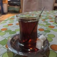 Photo taken at Kamelya Çay Bahcesi by samet k. on 3/26/2018
