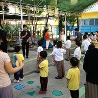 Photo taken at Glory International School by Supasan D. on 6/20/2013
