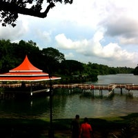 Photo taken at MacRitchie Reservoir Park by Amor on 10/20/2012