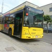 Photo taken at 145 Huy - Ligne de bus TEC by Nico R. on 6/3/2014