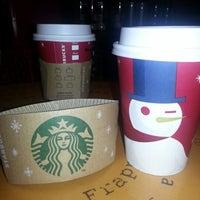 Photo taken at Starbucks Coffee by qu33n o. on 11/12/2012