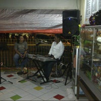 Photo taken at Kawanua Coffee House by Bright P. on 9/20/2012