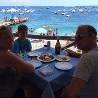 Photo taken at pizzeria baia nerano by Robert K. on 7/13/2014