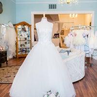Photo taken at Elegance Made Simple Wedding Shop by Lynn B. on 3/22/2015