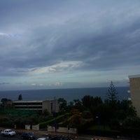 Photo taken at Anemos Hotel Apartments by Irina N. on 5/8/2014