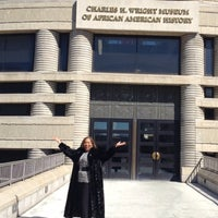 Photo taken at Charles H Wright Museum of African American History by Charles H Wright Museum of African American History on 4/4/2014