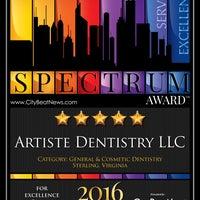 Photo taken at Artiste Dentistry LLC by Artiste Dentistry LLC on 11/9/2016