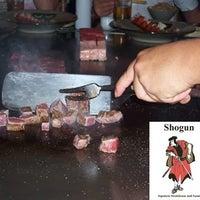 Photo taken at Shogun Japanese Steak House by Shogun Japanese Steak House on 5/5/2014
