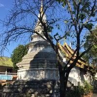 Photo taken at Wat Phan Waen by Stan C. on 11/24/2015