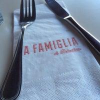 Foto tomada en La Famiglia di Rebellato por Luca P. el 10/19/2014