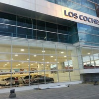 Photo taken at Los Coches Ford by Carolina A. on 5/10/2014