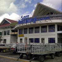 Photo taken at Sam Ratulangi International Airport (MDC) by Supianto on 5/17/2013