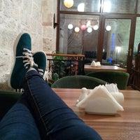 Photo taken at Taşmahal Cafe by Ceren M. on 5/5/2014