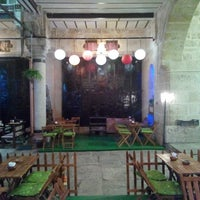 Photo taken at Taşmahal Cafe by Ceren M. on 5/10/2014