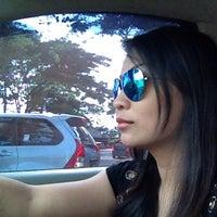Photo taken at Rest Area Tol Karang Tengah by Helena N. on 12/21/2013