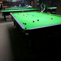 Photo taken at Elite Snooker & Pool Cafe by Chaw G. on 4/19/2014