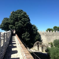 Photo taken at La Rocca Medievale by Guido A. on 9/4/2013