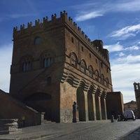 Photo taken at Palazzo del Capitano del popolo by Guido A. on 9/6/2016