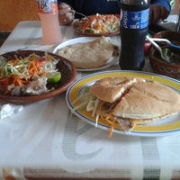 Photo taken at La Tzararacua (de la Madero desde 1962) by Oso P. on 8/24/2014