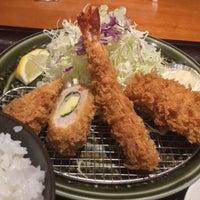 Photo taken at Tonkatsu Wako by neko e. on 6/2/2017