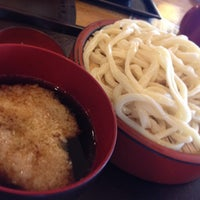 Photo taken at 手打ちうどん ゆでたて家 by luidaddy on 9/22/2013